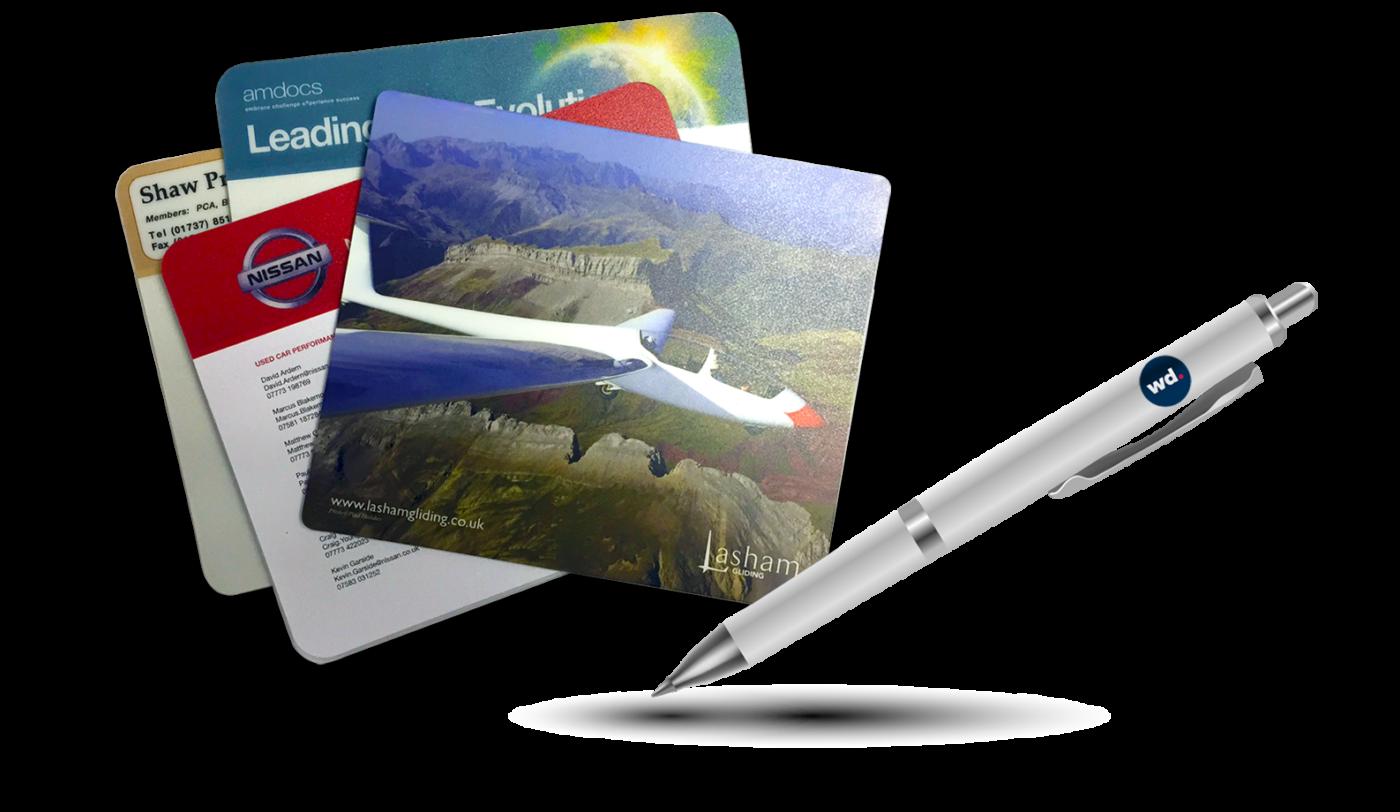 Promotional items by Wyeth Digital Hampshire